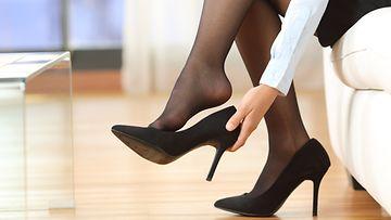 Japanilainen sukka housut seksiä
