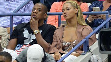 Beyonce ja Jay-Z syyskuu 2016