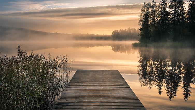 Suomi laituri Shutterstock
