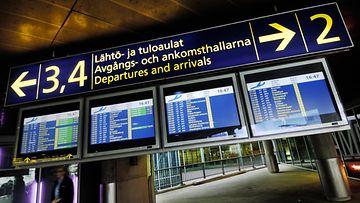 Helsinki-Vantaa lentokenttä AOP