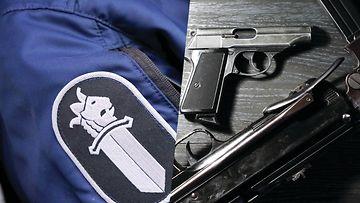 Myytävät Aseet Poliisi
