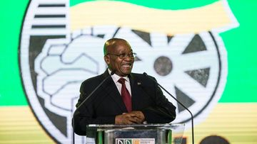 ANC Jacob Zuma