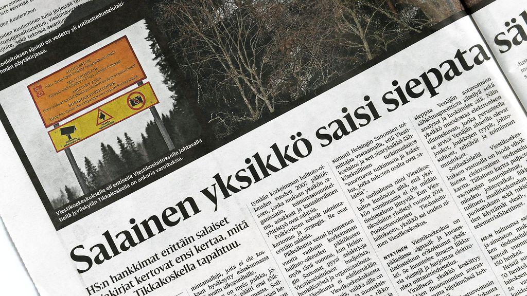 Uutisanalyysi: Sotilastiedustelujupakassa luetaan useampaa kuin yhtä pykälää - Kotimaa - Uutiset ...