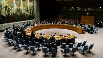 YK Turvallisuusneuvosto joulukuu 2017