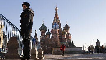 FSB punainen tori venäjä