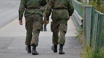 puolustusvoimat AOP kuvituskuva
