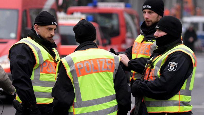 Poliisi Saksa AOP