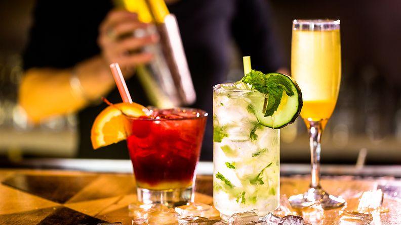 drinkki, drinkit, juoma, baari