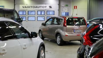 autokauppa vaihtoautot