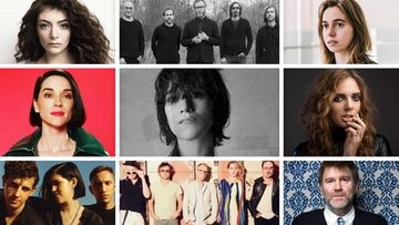 Vuoden parhaat ulkomaiset levyt 2017: Charlotte Gainsbourg, Tove Lo, The National, LCD Soundsystem, Julien Baker, Lorde, Stars, St. Vincent, The xx