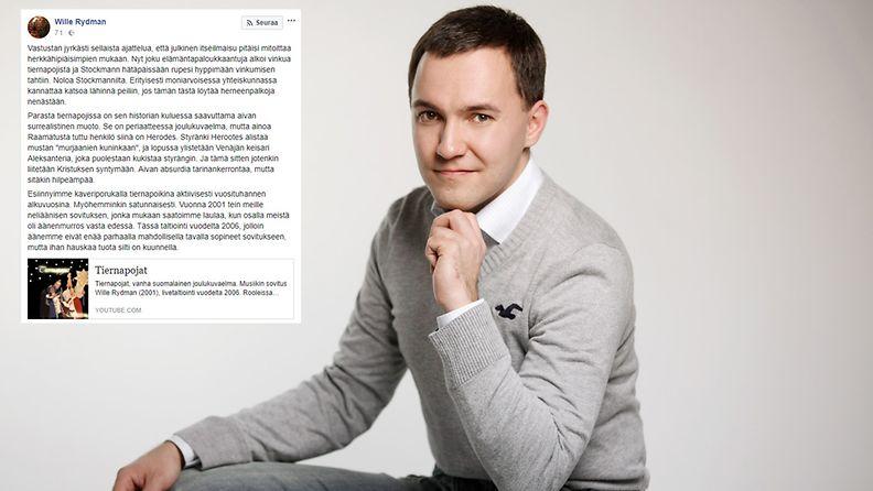 Wille Rydman tiernapoika2