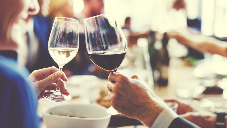 viinit, lasit