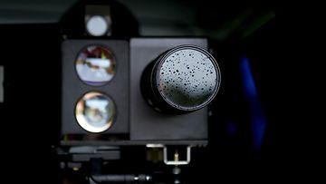 liikennekamera peltipoliisi poliisi
