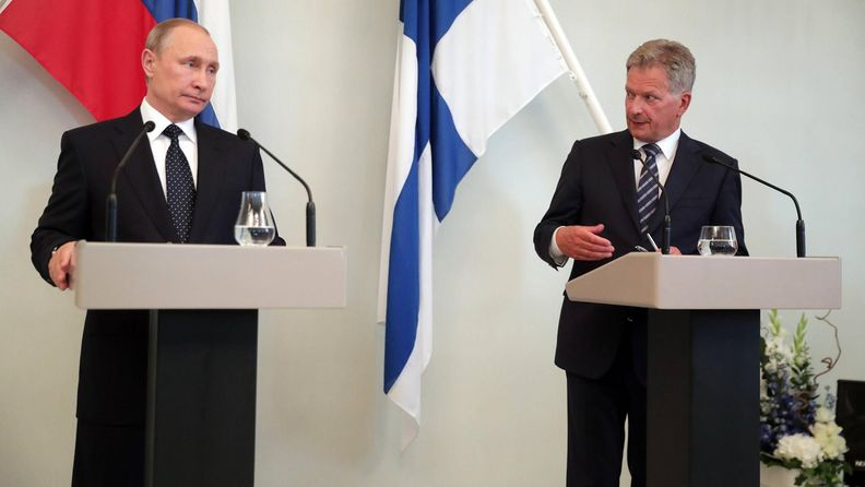 AOP Niinistö Putin