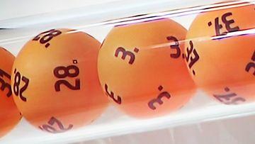 Lottoarvonta Lotto lottopallot AOP