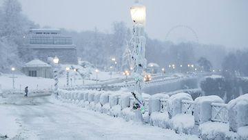 Niagaran putoukset talvi pakkanen AOP 1