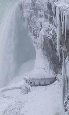 Niagaran putoukset talvi pakkanen AOP 5