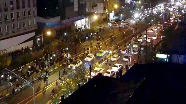 iran mielenosoitus