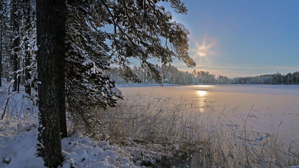 Suomen Kylmin Talvi