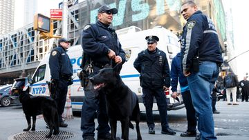 AOP Poliisi New Yorkissa