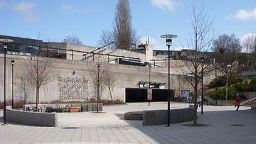 Vårby Gård Tukholma metroasema