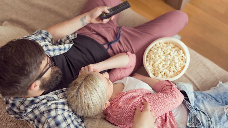 katsella telkkaria
