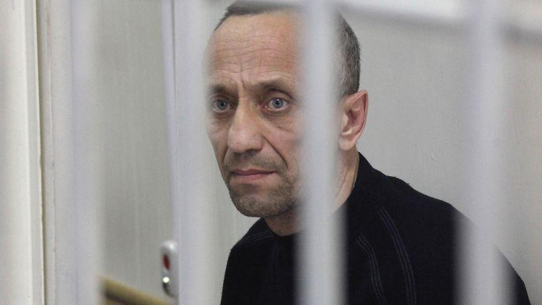 """Mikhail Popkov, Venäjän """"ihmissusi"""""""