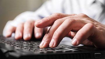tietokone, näppäimistö