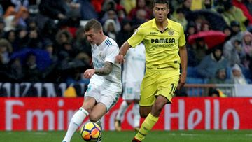 Real Madrid-Villarreal