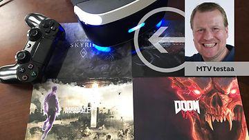 VR Jari Heikkilä Playstation