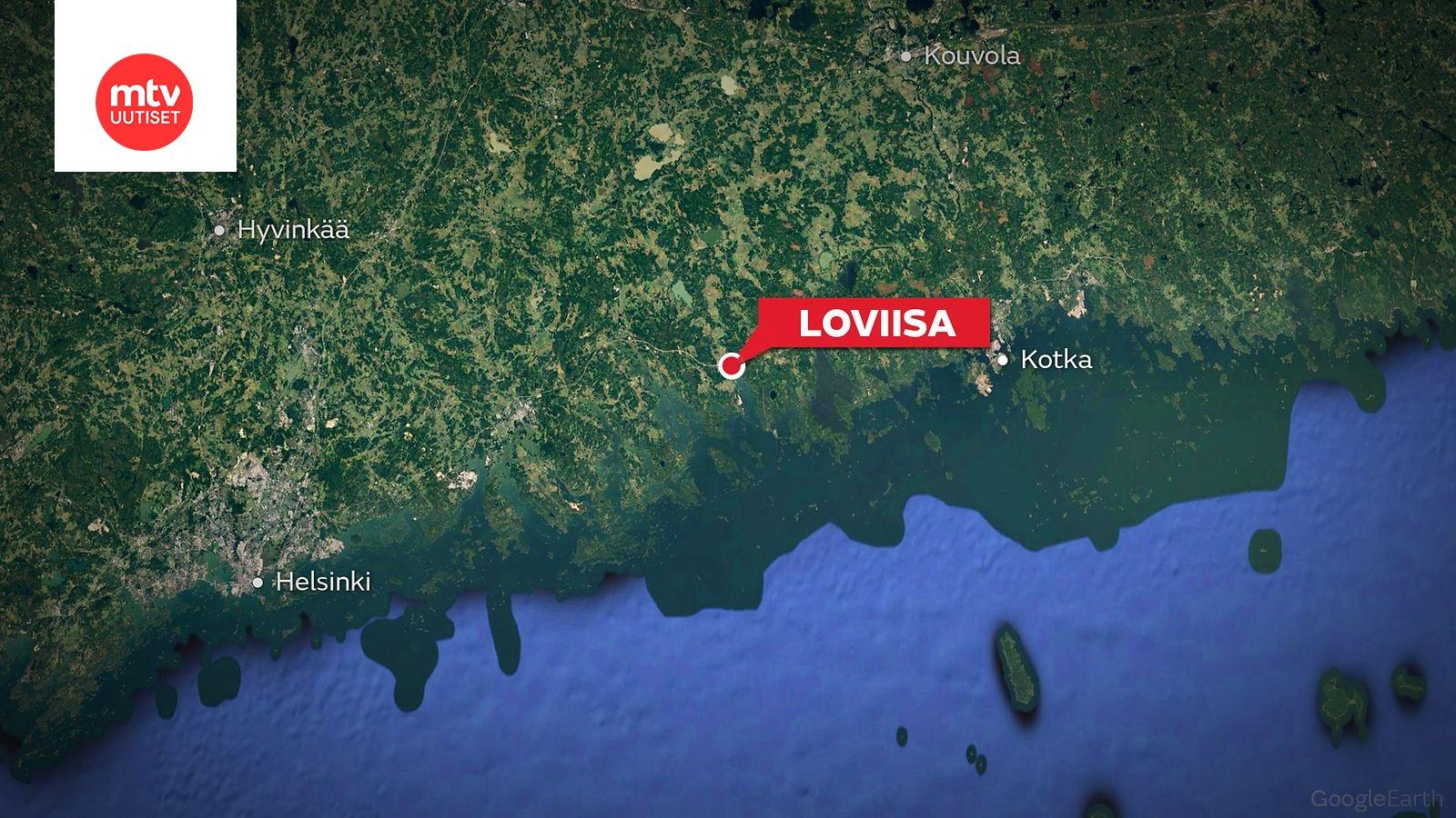 Tuntemattoman Miehen Ruumis Loydettiin Meresta Loviisassa