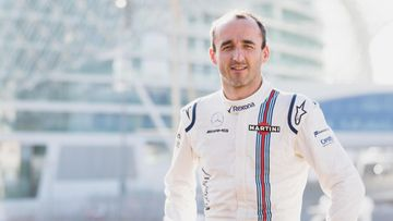 Robert Kubica, 2017, Williams