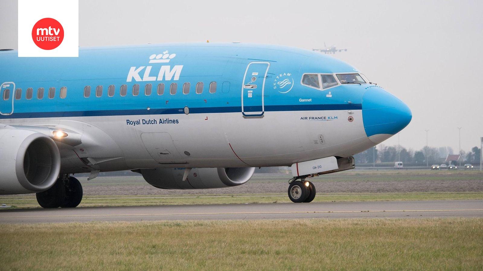 Klm Lentoyhtiö