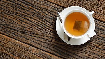 teekuppi tee