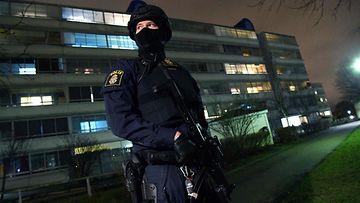 Ruotsi poliisi Malmö jengi väkivalta 2