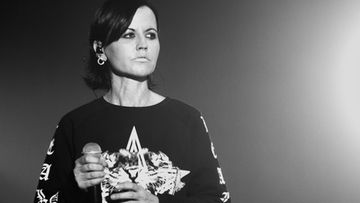 Dolores O'Riordan 20.5.2017 Lontoossa The Cranberries