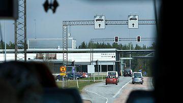 AOP Vaalimaa rajanylityspaikka raja-asema 7.04902130