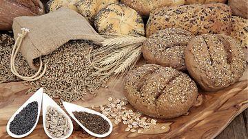 Leivontanurkka: Siemenet, leipä