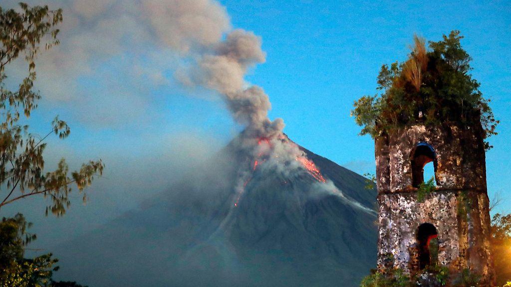 Filippiinit Tulivuori