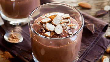 vanukas proteiinivanukas suklaa suklaamousse