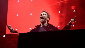 David Guetta 19.1.2018