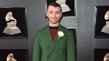 Sam Smith Grammy-gaalassa 28.1.2018