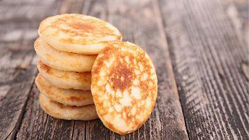 Blinit/leivontanurkka