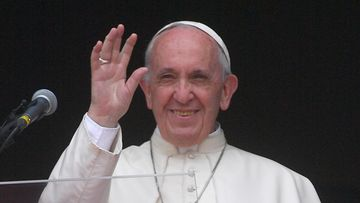 EPA Paavi Franciscus 2018