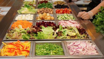salaatti salaattibaari