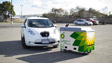 bp freewire technologies sähköauton latauspiste latausasema