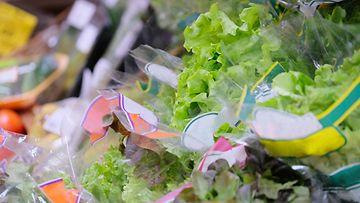 salaatti ruokakauppa