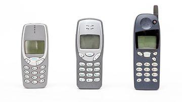 Nokia retro kännykkä puhelin matkapuhelin vanhat kännykät vanha