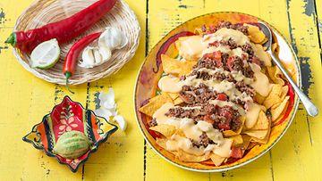 hellapoliisi nacho