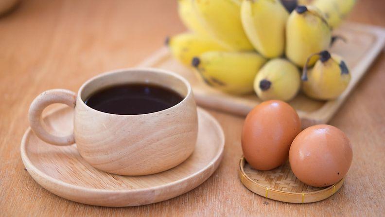 aamupala kananmuna banaani